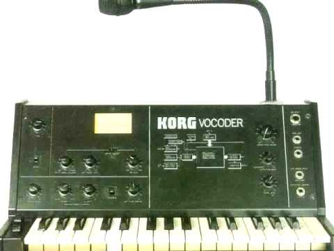 Embedded thumbnail for VC-10 Vocoder > YouTube