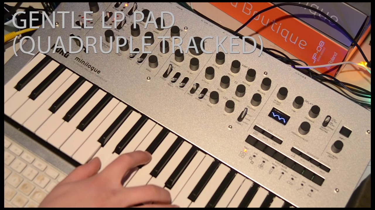 Embedded thumbnail for Minilogue > YouTube