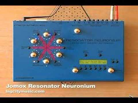 Embedded thumbnail for Resonator Neuronium > YouTube (previous revision)