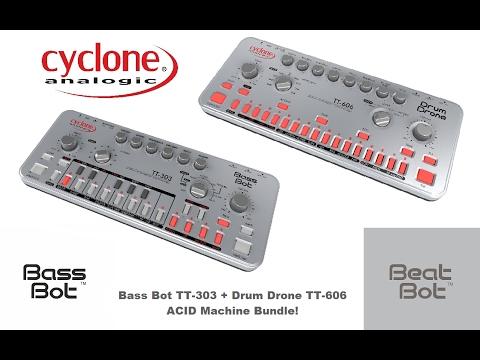 Embedded thumbnail for Cyclone Analogic BASS BOTT TT-303 V2 > YouTube