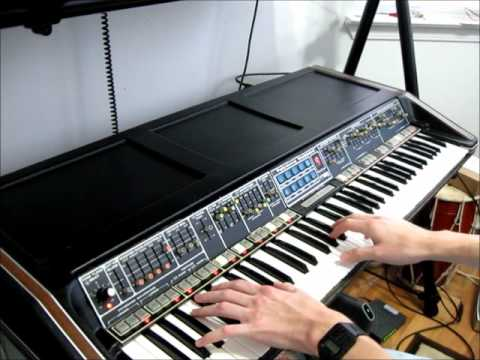 Embedded thumbnail for Polymoog 203a > YouTube (previous revision)